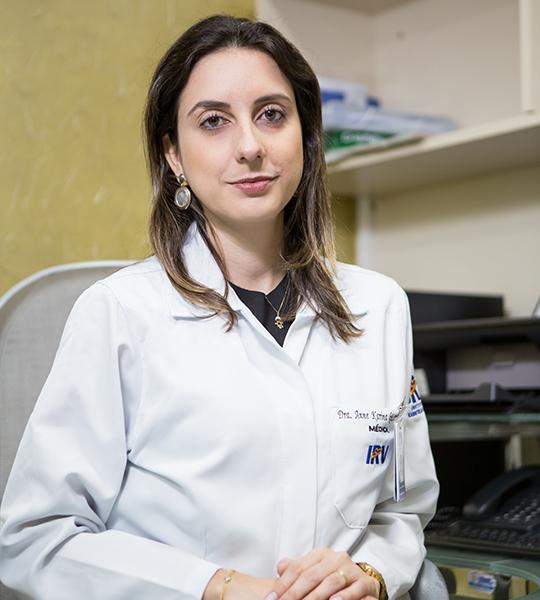 Dra. Anne Karina Kiister Leon